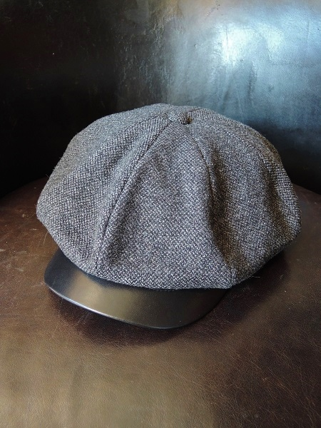 STORM BECKER TWEED BECK CASQUETTE (2)