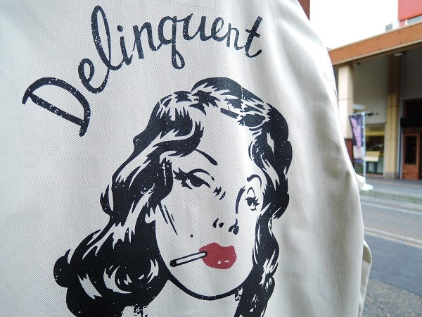 Delinquent Bros Delinquent Girl Coverall Jkt (26)