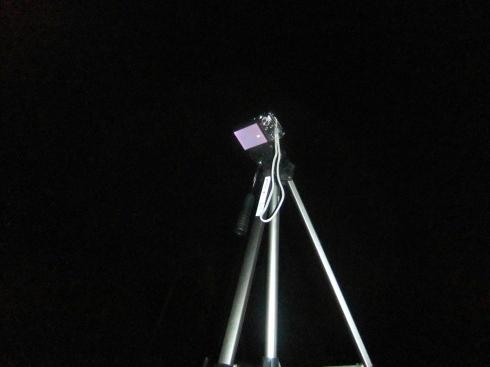 H25.星空撮影-1