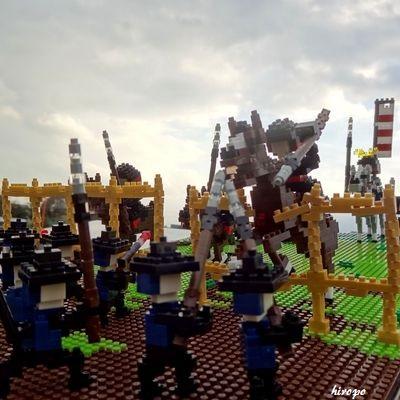 長篠の戦H400