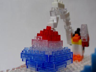nanoペンギンのかき氷屋蜜400