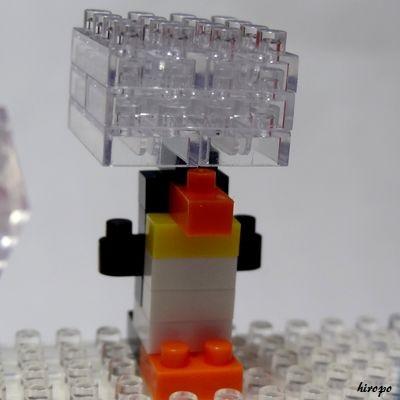 nanoペンギンのかき氷屋運び400