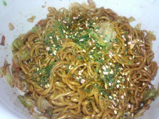 究麺ソース焼そば2-2