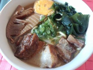 煮豚ラーメン2-2