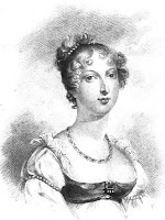 Princess Charlotte from La Belle Assemblee Feb 1816r