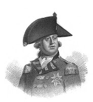 George III from Memoirs of Queen Charlotte by WCOulton