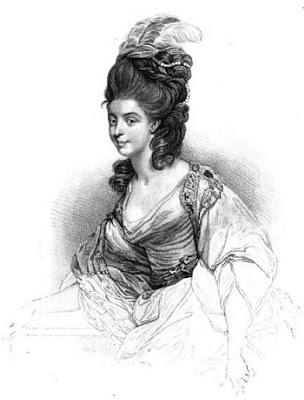 5_Duchess of Devonshire from Wraxalls Posthumous Memoirs v3 1836 v2