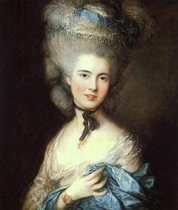 1770年代の巨大な髪に秘められた...