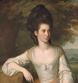 2_Mrs Vere N Dance 1770s hair