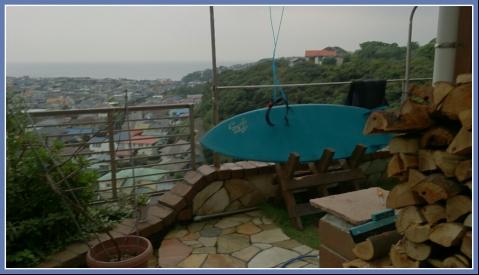 141004台風18号風景