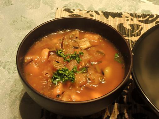 4月8日 スープ