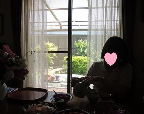 5月24日 お茶