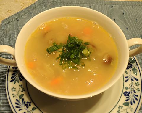 5月29日 スープ