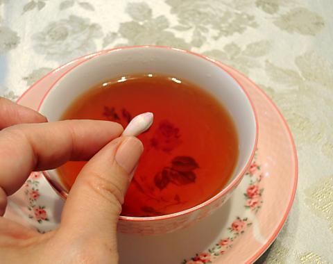 5月30日 レモン茶