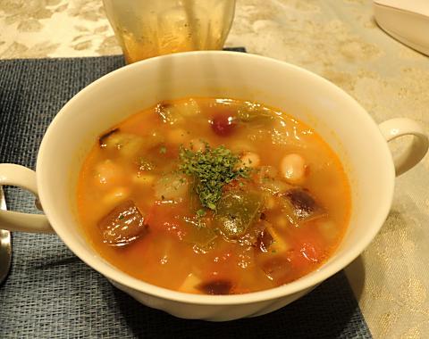 6月13日 スープ