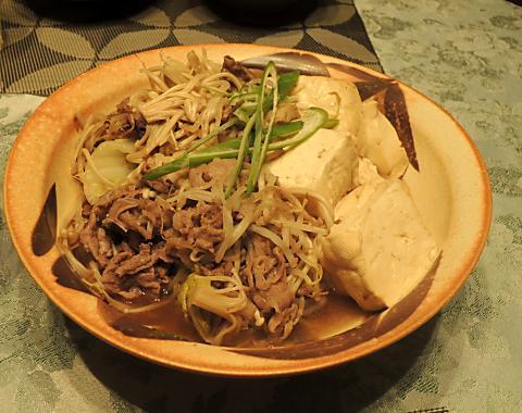 6月30日 肉豆腐
