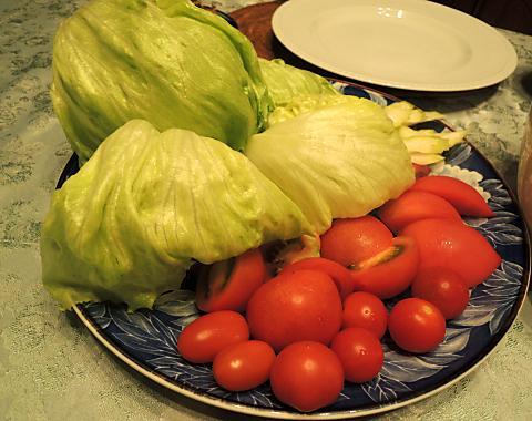 7月1日 野菜