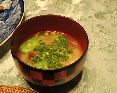 7月2日 お味噌汁