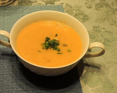 7月10日 野菜スープ