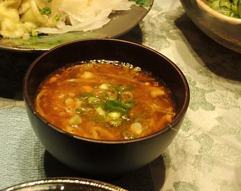 7月13日 スープ
