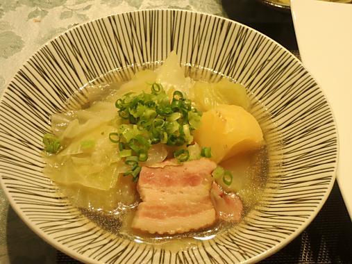 9月18日 スープ