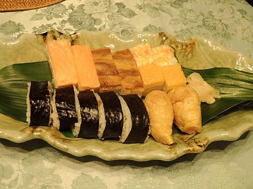 9月20日 お寿司
