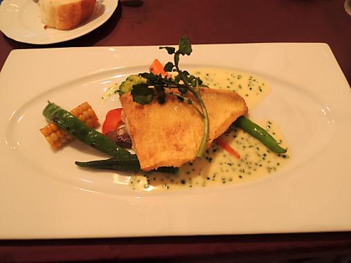 9月22日 魚料理