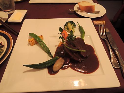 9月22日 肉料理