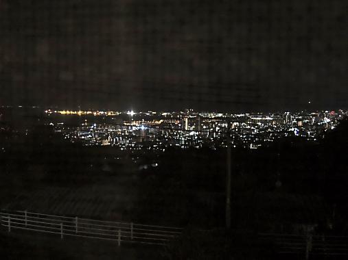 9月29日 夜景