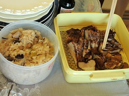 9月29日 お料理
