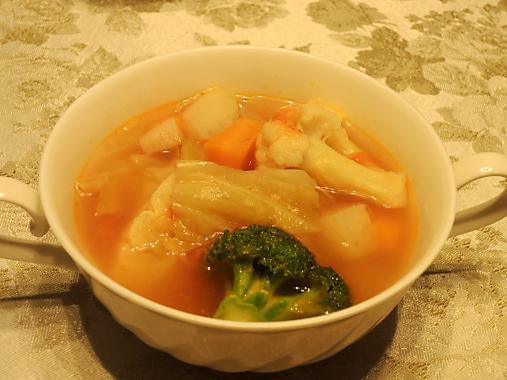 10月26日 スープ