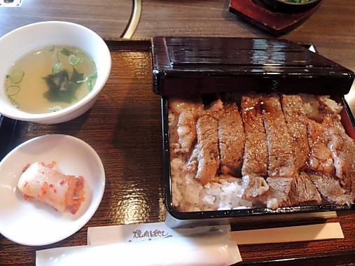 11月4日 ステーキ丼