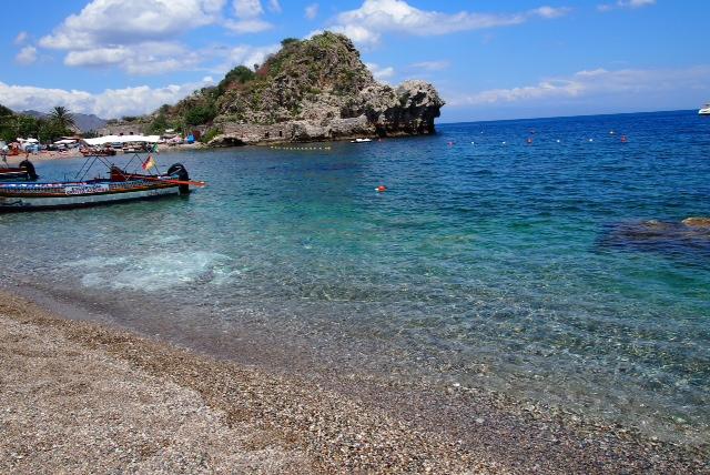 タオルミーナ海3
