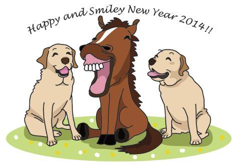 新年Greeting