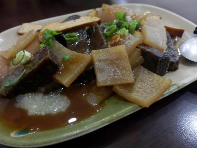 台湾・高雄での食事2