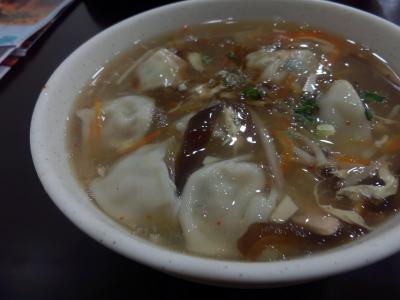 台湾・高雄での食事3