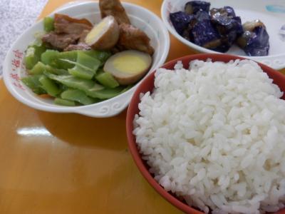 台湾・高雄での食事11