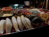 台湾・高雄での食事9