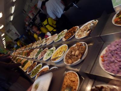 台湾・高雄での食事18
