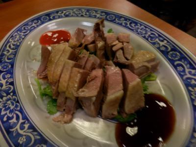 台湾・台北での食事4