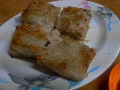台湾・台北での食事8