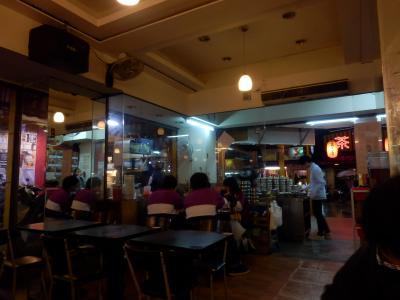 台湾・台北での食事11