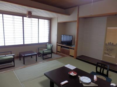 福島・岳温泉「陽日の郷あづま館」11