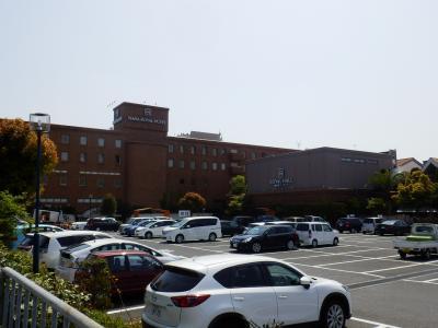 奈良「奈良ロイヤルホテル」1