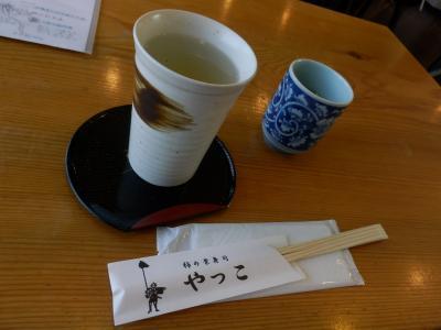 奈良・吉野「柿の葉寿司やっこ」7