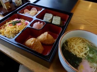 奈良・吉野「柿の葉寿司やっこ」8