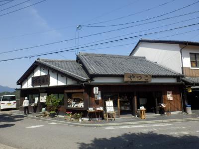 奈良・吉野「柿の葉寿司やっこ」5