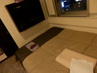 奈良「スーパーホテル奈良Lohas」7