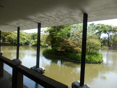 鎌倉「喫茶室ピナコテカと鶴岡八幡宮」5