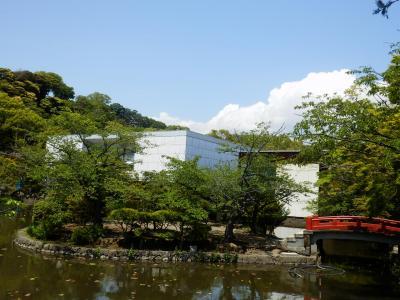 鎌倉「喫茶室ピナコテカと鶴岡八幡宮」10